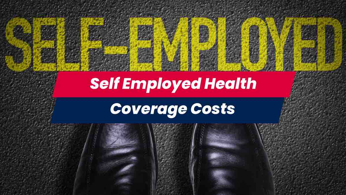 Self employed health care related costs